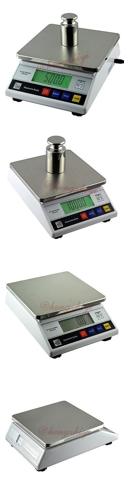 Pocket Digital Scales: 6Kg X 0.1G Digital Precision Lab Weighing Scale W Counting Table Top Balance BUY IT NOW ONLY: $48.0