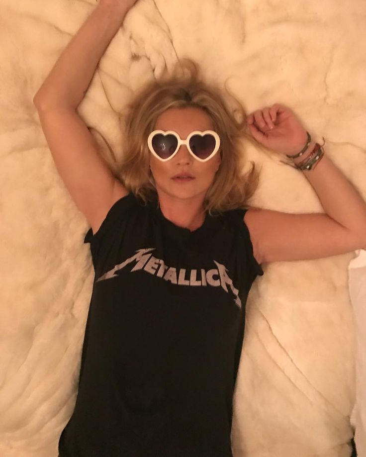 Just got an email. With this attached. FROM KATE MOSS #tshirtday #katemoss @bbc6music