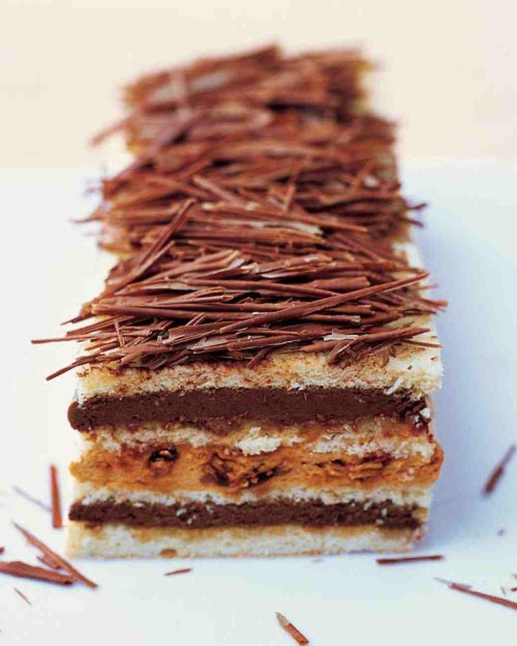 Chocolate Genoise Sheet Cake Recipe