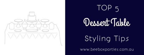 Table Styling Tips and Ideas. Bee Box Parties has you covered at every step of the party process; our handy Best 5 Blogs are a welcome source of party inspiration and planning advice. https://beeboxparties.com.au/blogs/news
