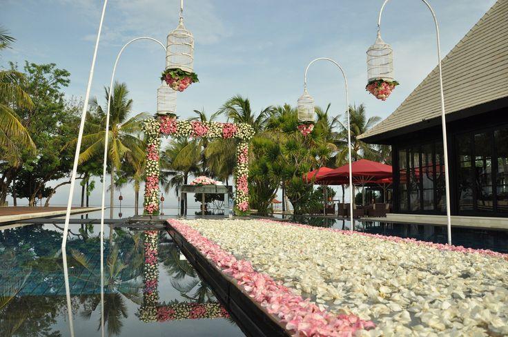 Wedding Ceremony , Wedding Venue , Water Wedding , Floating Wedding