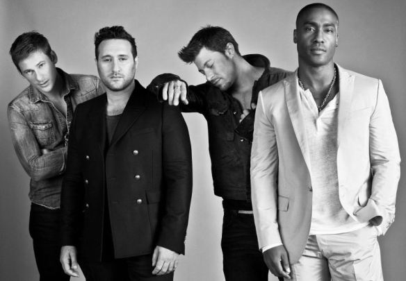 "Blue enlist the Smeezingtones for new single Black Box -   Blue have confirmed the details for their new single.  The British band – consisting of members Simon Webbe, Lee Ryan, Duncan James and Antony Costa – will release ""Black Box"" as the"