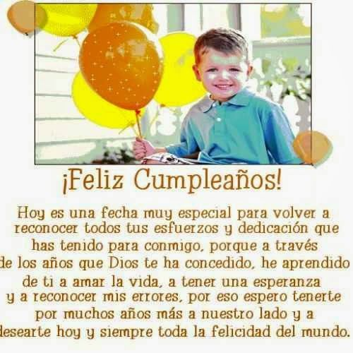 17 Best images about Feliz Cumpleaños Happy B day on Pinterest Birthday wishes, Te amo and
