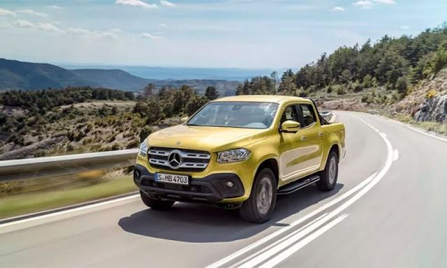 Mercedes's first pickup truck SpecificationsPrice and Photos    Mercedes Benz is generally referred to as luxury vehicles and SUVs but has announced to offer its first pickup truck X class for sale.  His concert model was presented in October last year and is now announced to be present for regular sales.  This is Mercedes's first double-cabin baking-up truck and can certainly prove to be a major threat to Toyota's double cabin car or high-definition.  Read more:   Reason Of Still Developing…