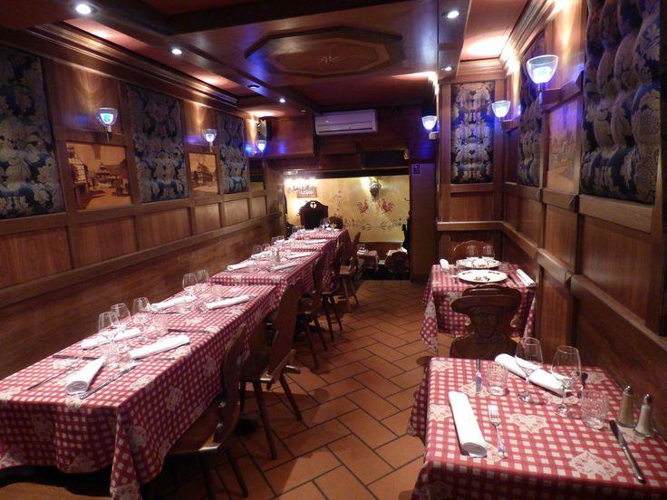 Restaurant le Tire Bouchon - Strasbourg (67)