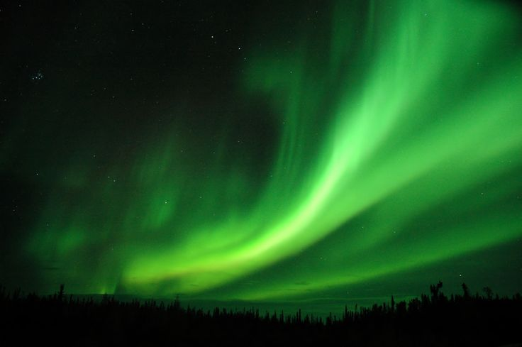 Visiting The Northern Lights.