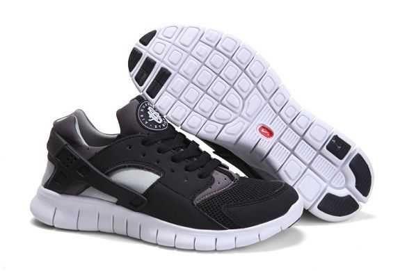 purchase cheap b5421 6b489 1659  Nike Huarache Free Herr Svart Vit SE595147aIMOKmtB