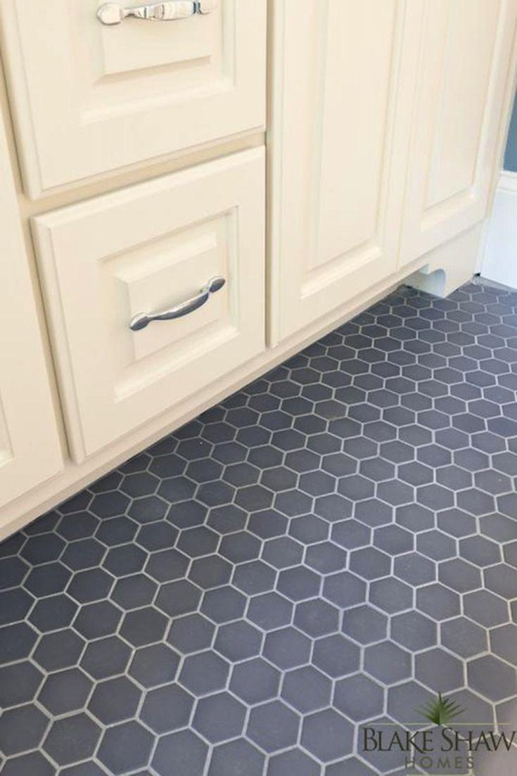 21+ Dark grey hexagon tile inspirations