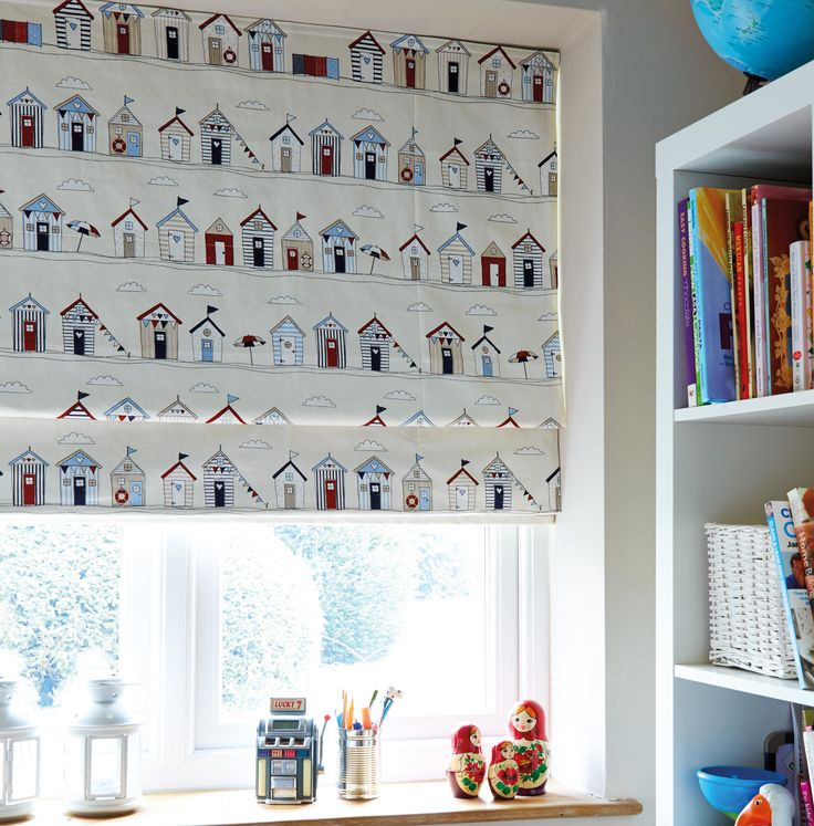 Choose From Our Wide Range Of Design And Fabrics For Your Childu0027s Bedroom.  #romanblinds