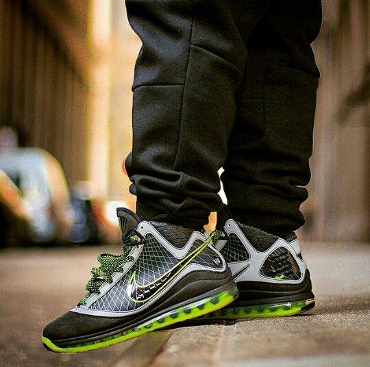 """Nike Air Max LeBron 7 """"Dunkman"""""""