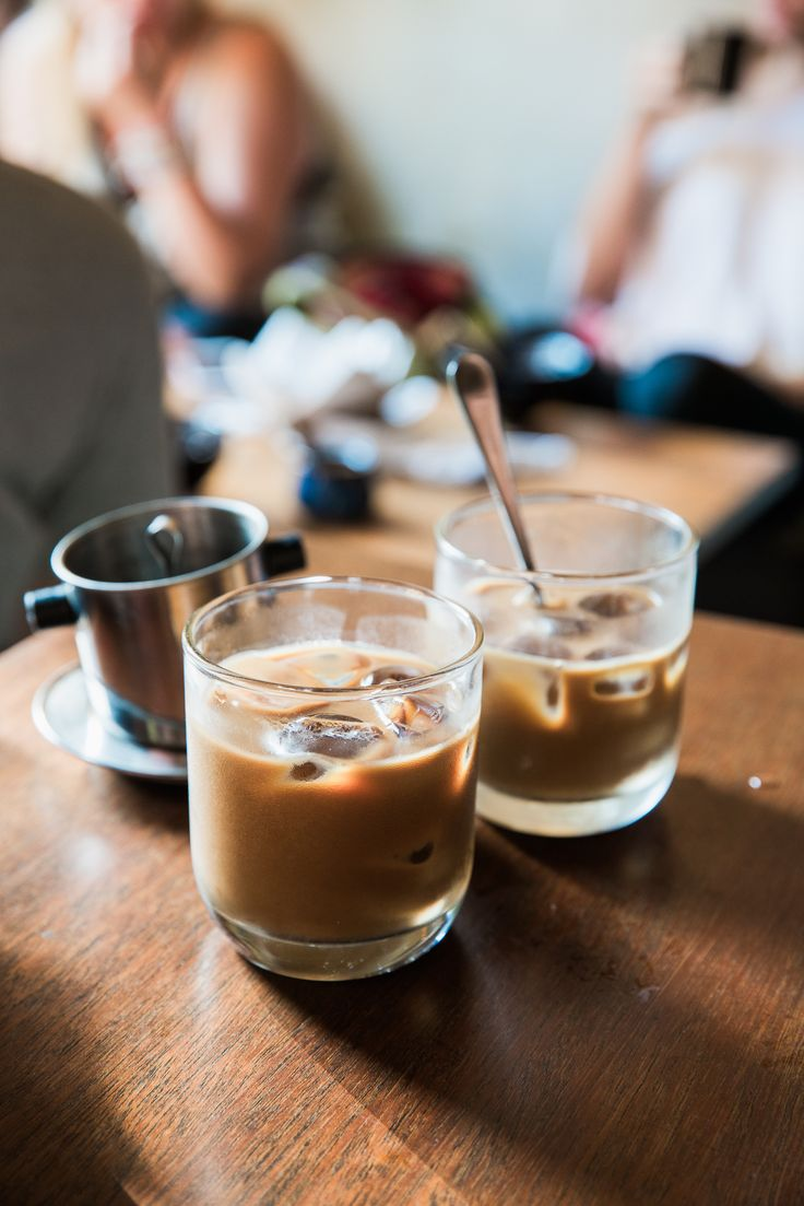 Vietnamesse Iced Coffee / See and Savour