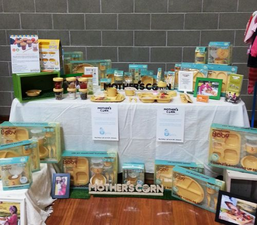 Thank you for visiting the Mother's Corn pop up shop at Baby & Kids Market in Lane Cove last Sunday! Although it was raining all day, it was so great to meet every one of you!