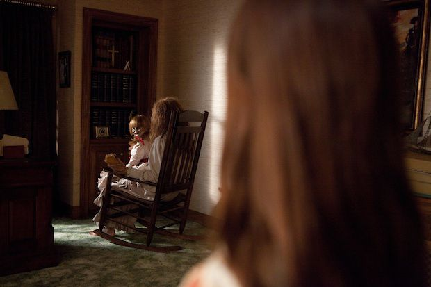 THE CONJURING The true story behind the movie.