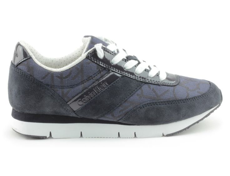 sneakersy calvin klein jeans re9264viridiana blue