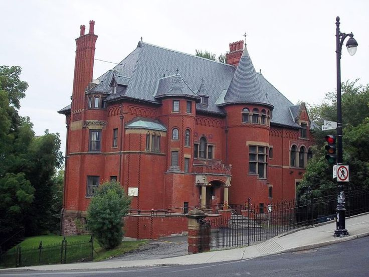 Residence H-Vincent-Meredith house, McGill University, Montreal