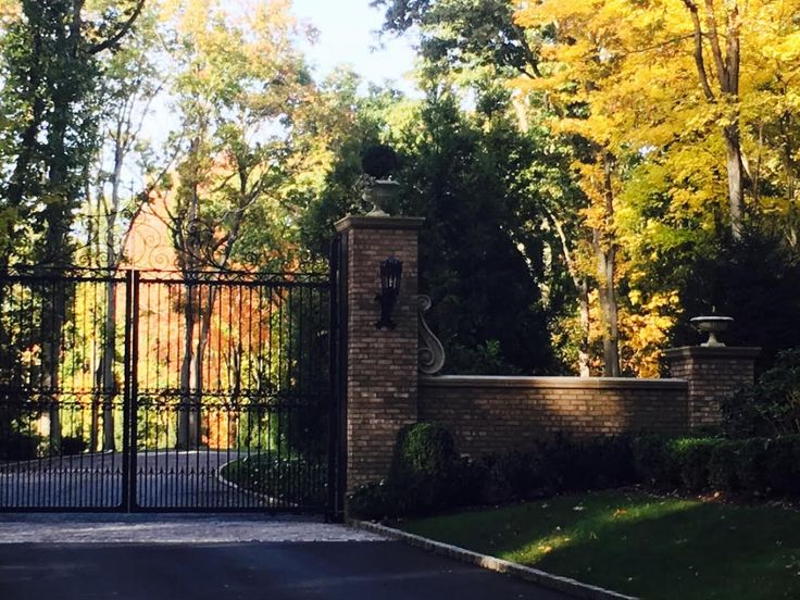 156 best Gated driveways Landscaping images on Pinterest
