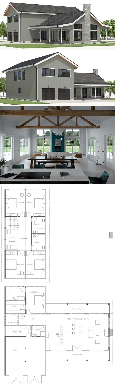 House Plan CH581