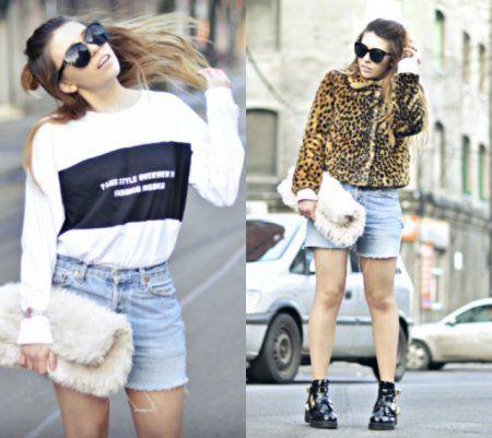 fur on fur -  więcej na www.STYLIZACJE.pl