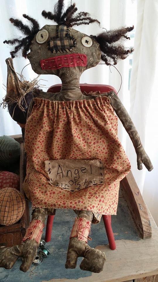 Linda Alldedge Doll
