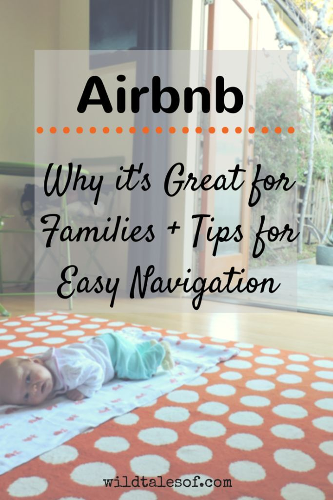 Airbnb: Comfortable Family Accommodations - wildtalesof.com