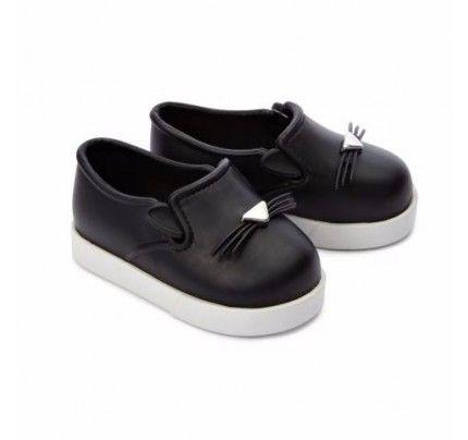 Mini Melissa's IT Shoes Black