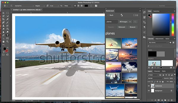 With the introduction of a brand new plugin for Adobe Photoshop Shutterstock is giving designers more options and alternatives inside their canvas.  The plugin eliminates the necessity to toggle between totally different packages and home windows reduces time spent on tasks giant and small and removes inefficiencies.  Now Photoshop customers can sift by means of Shutterstocks assortment of one hundred million photographs with out exiting this system as the most important assortment of images…