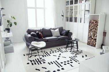 Inspiration vardagsrum med snygg möblering och inredning i alla former.