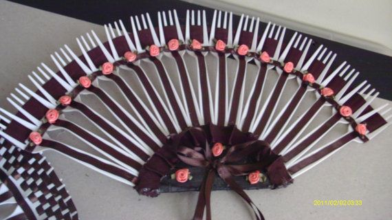 plastic fork fan easter directions - Yahoo Image Search Results