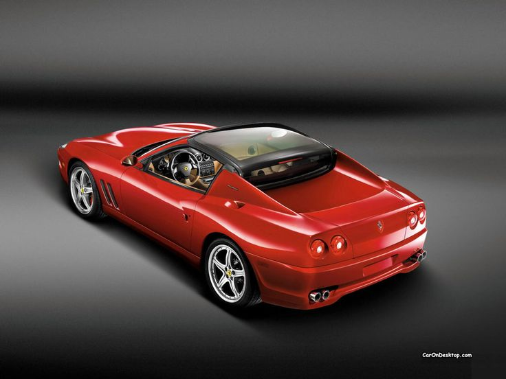 rear view ferrari car hd wallpaper photo