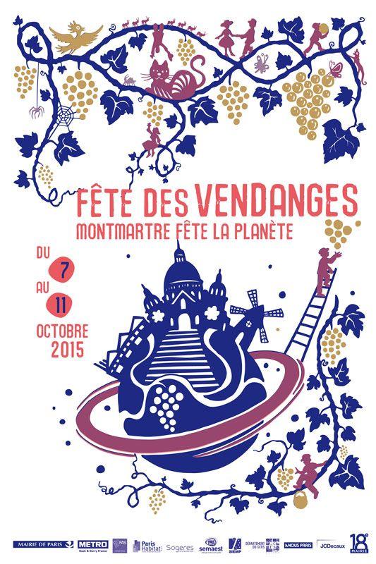 Fête des vendanges de Montmartre du 7 au 11 octobre. Le programme du week-end ! http://snip.ly/W7sI?utm_content=bufferc1143&utm_medium=social&utm_source=pinterest.com&utm_campaign=buffer