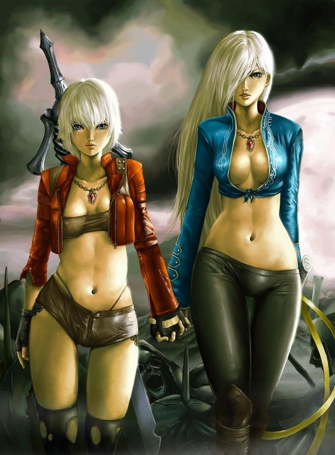 Devil May Cry Hentai Pictures