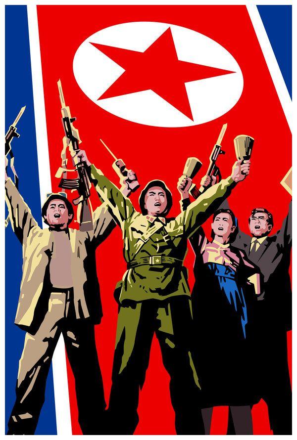 korean+propaganda   North Korean propaganda   pmachielse