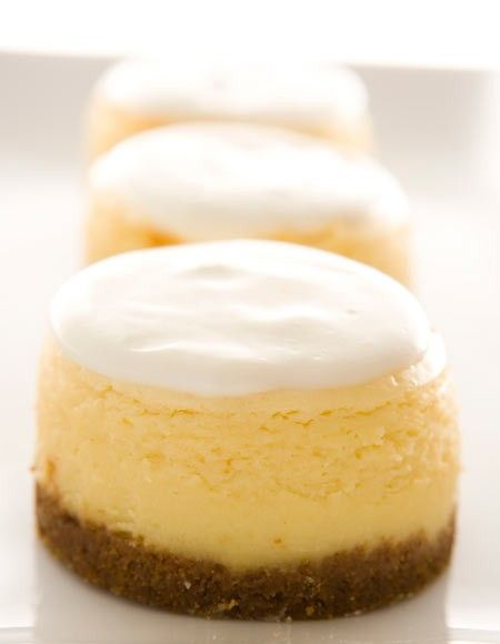 Easy Sour Cream Cheesecake Recipe — Dishmaps