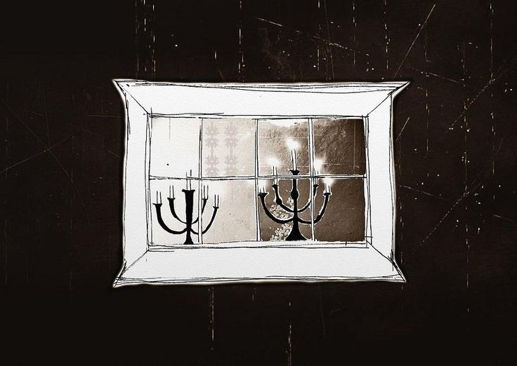 By Window. Drawing design by Hammi´s Design.