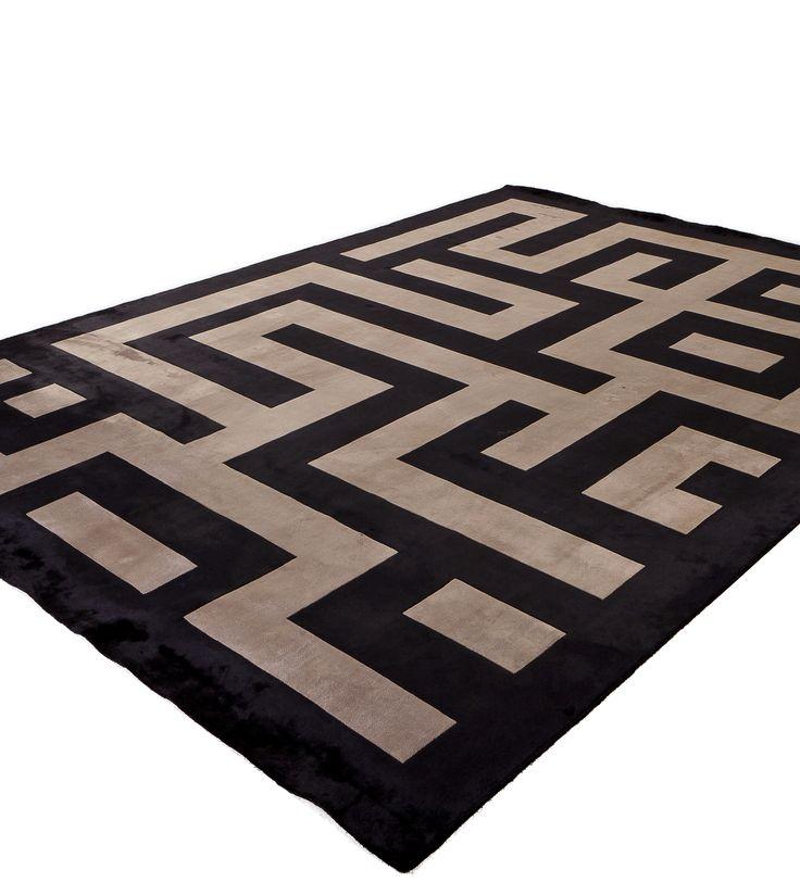 Maze carpet by EBRU carpets