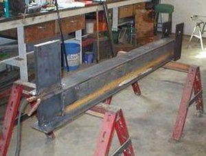 Building a log splitter