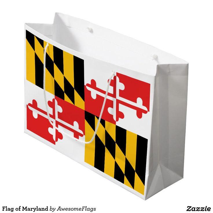 Maryland Flag Dorm Room