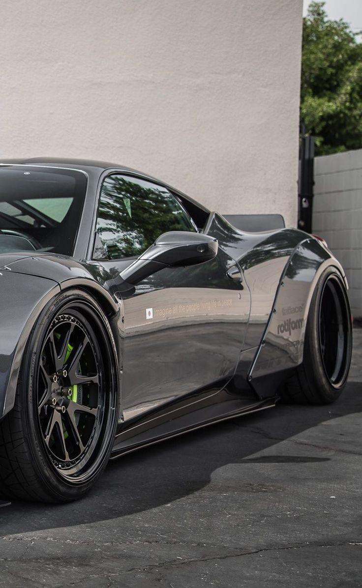 Liberty Walk | Ferrari 458