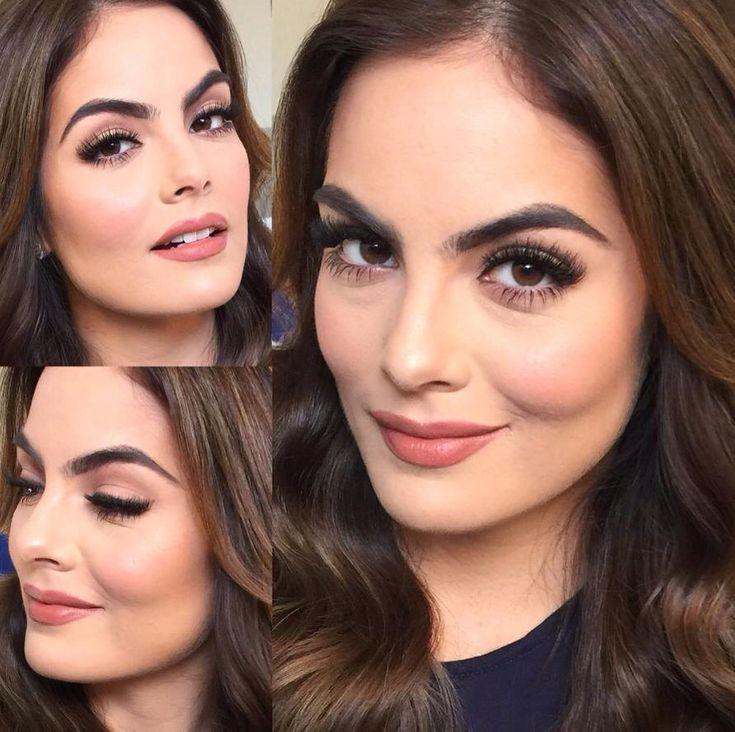 Ximena Navarrete / MakeUp / maquillaje