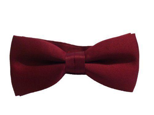 Dr Who Style Maroon Bow Tie - Polyester - Pre Tied - Fancy Dress null http://www.amazon.co.uk/dp/B005DEIFUK/ref=cm_sw_r_pi_dp_CPk0wb0Q56Z4Q