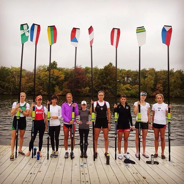 therowinglife: HOCR 2014 - Women's Great Eight