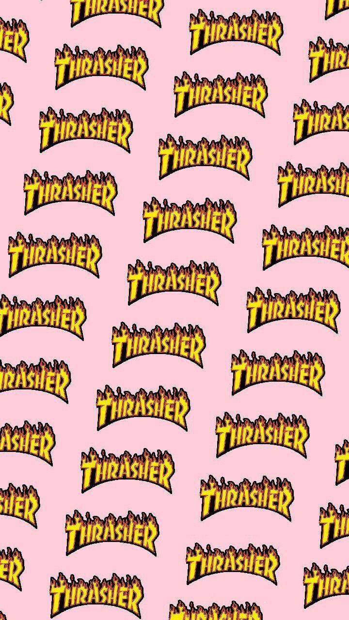 ꮲꮖnnꭼꭰ Fꭱꮎꮇ ꮖꮪꮪꭺꭰꮜᏼᏼ Hypebeast Wallpaper Hype Wallpaper Thrasher