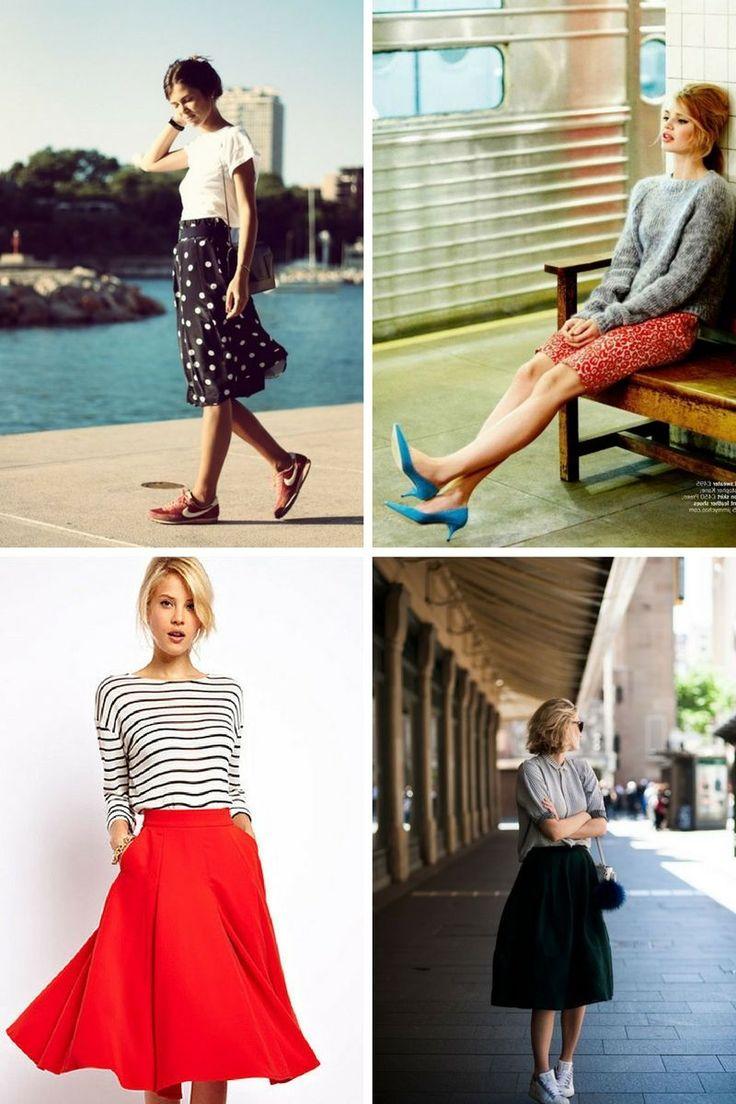 Midi Skirts For Fall (8)