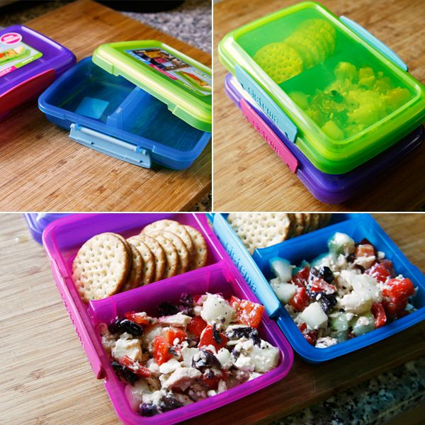 Back to School: Packing School Lunches with Flair