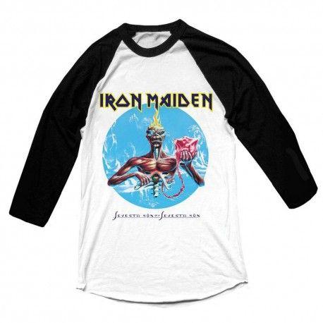 Tricou maneca lunga Iron Maiden: Seventh Son of a Seventh Son
