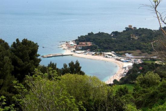 Ancona, Portonovo, Monte Conero