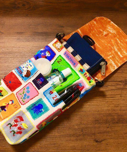 大人も持ちたい!移動ポケットの作り方   ラスカ茅ヶ崎店   生地、手芸用品のオカダヤ(okadaya)公式ショップブログ