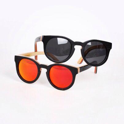 TIKI • SKATE • SHADES Now available www.topheads.com.au #boom #ohshityeh #topheads #skatebaord #shades #skate #recycled #sunglasses #sunnies #bondi #beach #wood #australia