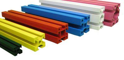 Aluminum Frames : Aluminum Structural Framing : Extruded Aluminum Framing : T Slot Aluminium : Belt Conveyor Systems : Plastic Chain Conveyo...