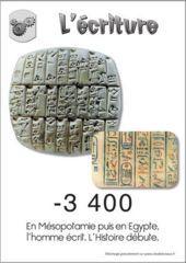 Repères pour la préhistoire